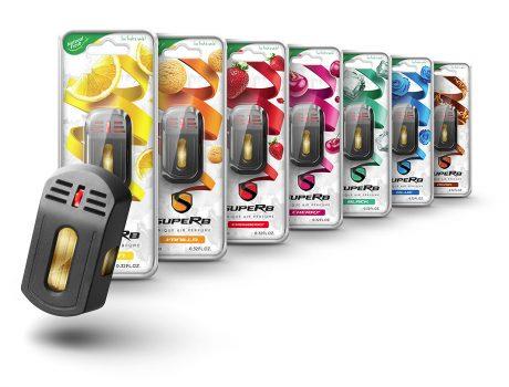 Jak korporacje reklamują produkty zapachowe do aut?